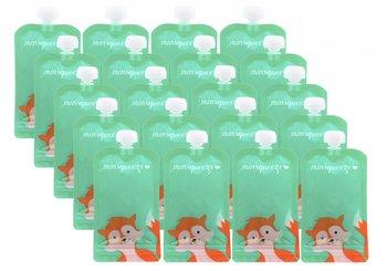 20-pack Minsqueeze Fox klämpåse