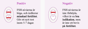 Fertilitetstest för kvinnor FertilCheck 2-pack - Babystart