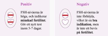Fertilitetstest för kvinnor FertilCheck 2-pack - Babystart