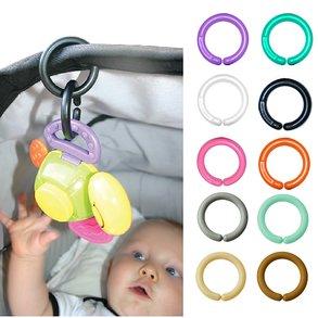 Barnvagnsringar Svart - AddBaby