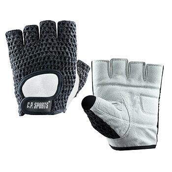 Classic Mesh Glove, black/white
