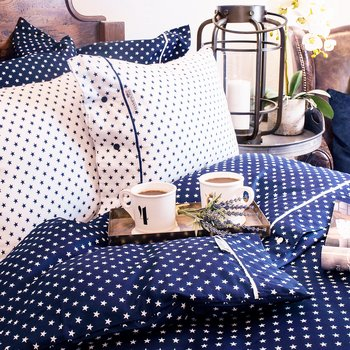 Bedset Atlantic Navy