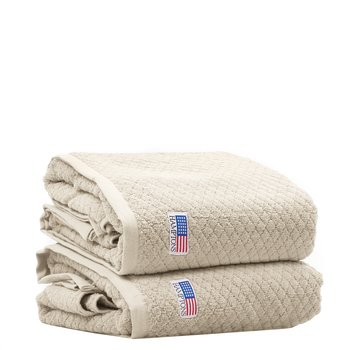 Towel Beige 2-pcs