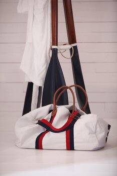 Weekendbag Southampton white