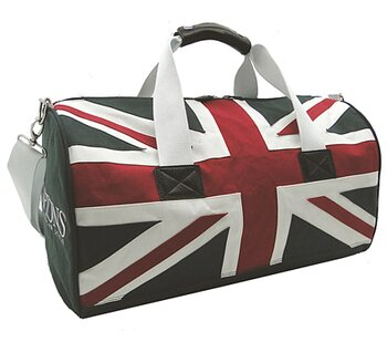 HAMPTONS Weekendbag Union Jack