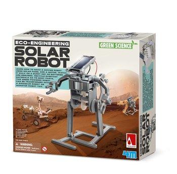 BYGGSATS SOLDRIVEN ROBOT