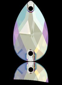 3230 DROPPE Light Sapphire Shimmer (211 SHIM) 12x7 mm