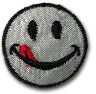 """Smiley"" silver"