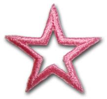 "Star ""open"" - rosa"