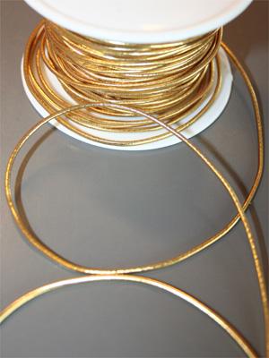 RESÅRSNODD - Guld 1 mm