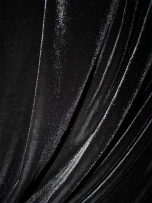 SAMMET -  svart