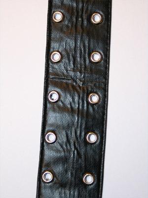 ÖLJETTBAND - skinn, 4 cm