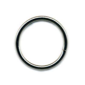 RING silver - 3 cm