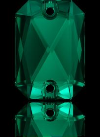 3252 EMERALD CUT Emerald 20x14 mm