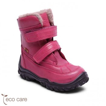 Bisgaard - Leia Pink Winter boots, Size 24-35