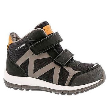 Kavat - Iggesund WP Black Waterproof Sneakers, Size 22-35