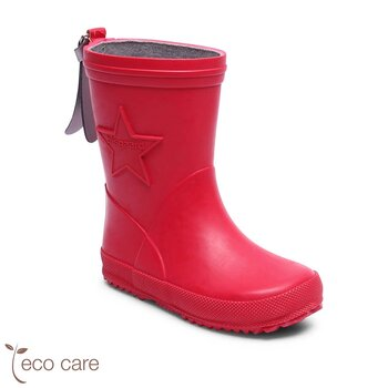 Bisgaard - Rubber Boots Red, Size 20-30