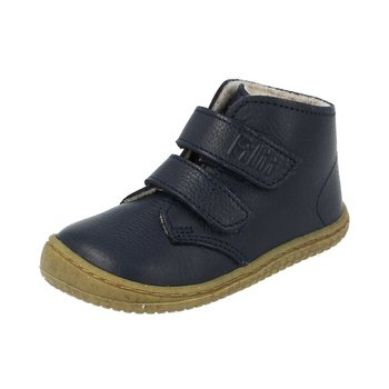 Filii - Soft Feet Barefoot winter shoes Navy, Size 20-32