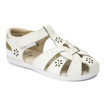 Pediped - Nikki White Flex, Size 22-31