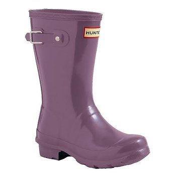 Hunter - Original Kids Gloss Dusty lavender, Size 24-37