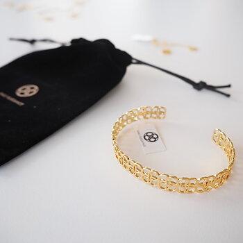 Armband Beton Guld - Daily Elegance