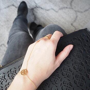 Handring Sucevita Guld (två storlekar) - Daily Elegance