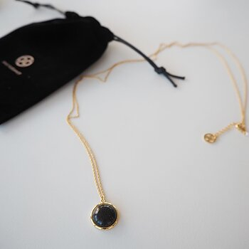 Halsband Yosemite Guld - Daily Elegance
