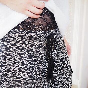 Shorts Éze Svart/vit (två storlekar) - Daily Elegance