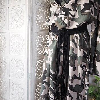 Läderskärp Levitha Svart - Daily Elegance