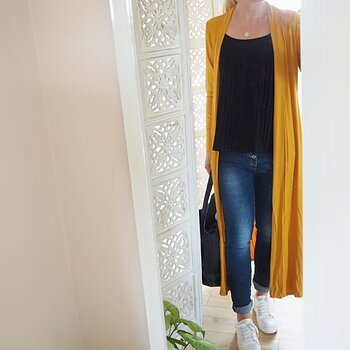 Lång kimono One Size- SENAP