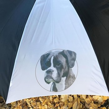 Umbrella with logo or finished image