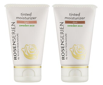 Rosenserien TINTED MOISTURIZER Light