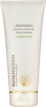 Rosenserien SHAMPOO FOR HAIR AND BODY LITSEA CUBEBA