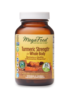 MegaFood Turmeric Strength™ for Whole Body