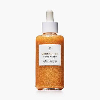 Body Oil - Shimmering