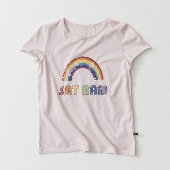 SAT NAM Rainbow T-Shirt