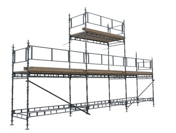Unihak ställningspaket 7 (9x4+6m)