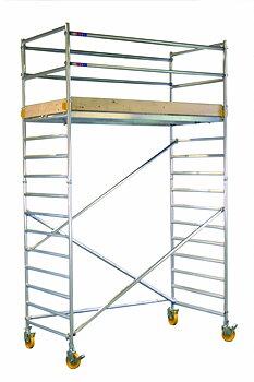 Custers rullställning 130 x350 x 550 cm