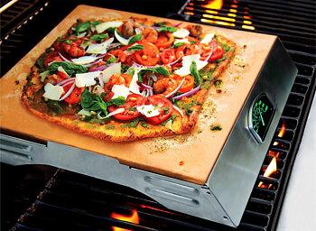 ManLaw Pizzarack med termometer