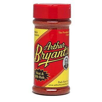 Arthur Bryants Meat & Rib rub 170 gr