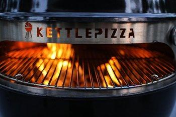 KettlePizza Basic för Weber 47/57 cm klotgrill