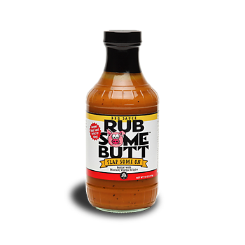 Rub Some Butt Carolina BBQ Sauce 510 g
