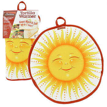 """Tortillavärmare """"Sun"""" 30 cm"""
