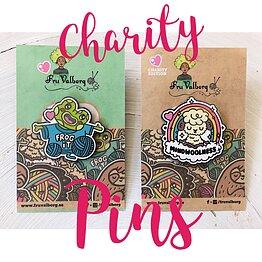 Charity Pins