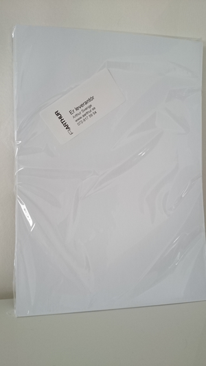 Printat sublimeringspapper
