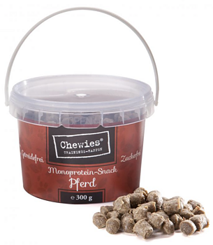Chewies Training snack- Häst 300 g