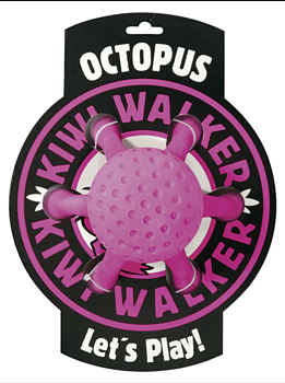 Kiwi Walker Let´s play! OCTOPUS (rosa)