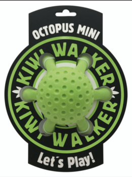 Kiwi Walker Let´s play! OCTOPUS MINI (grön)