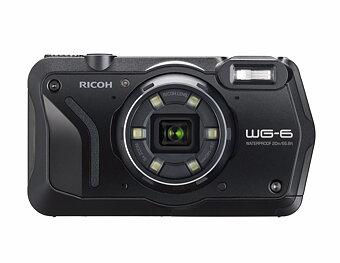 Ricoh/Pentax Ricoh WG-6 Svart