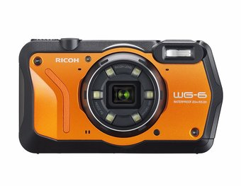 Ricoh/Pentax Ricoh WG-6 Orange